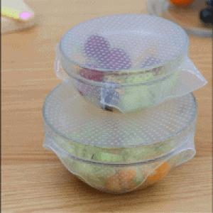 Film alimentaire réutilisable