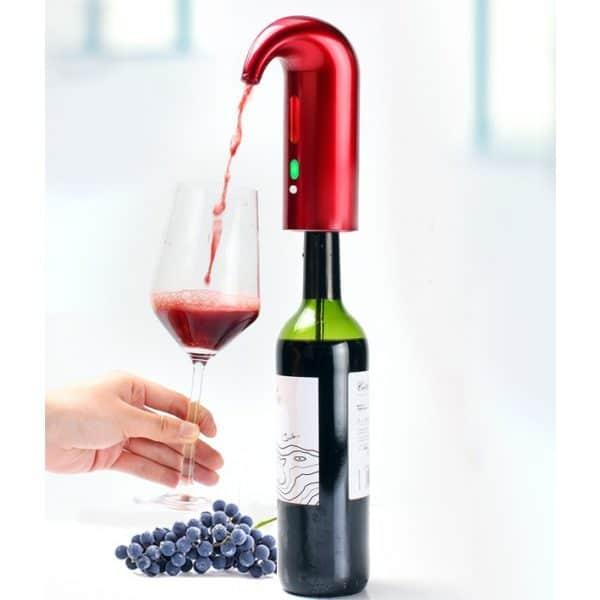 Aérateur de vin électronique