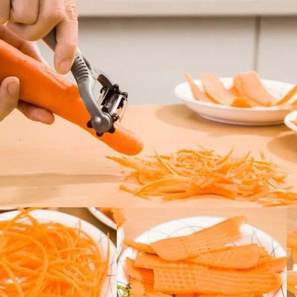 Économe à légumes Utilisation