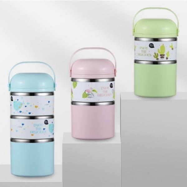 Lunchbox Acier Inoxydable