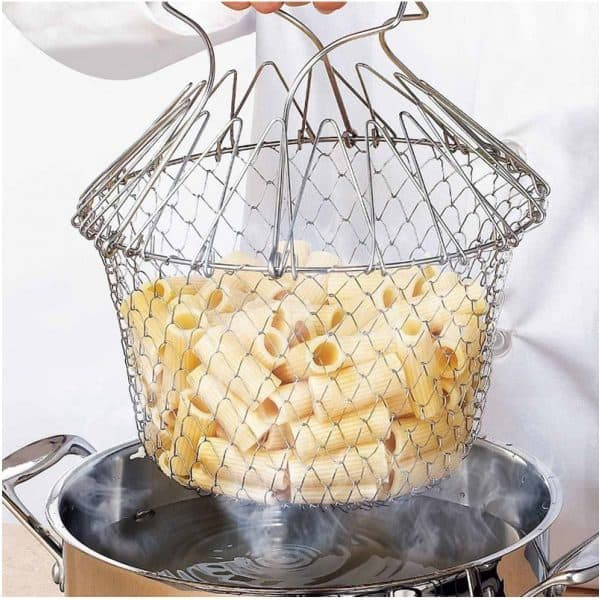 Panier à friture pâtes cuisson