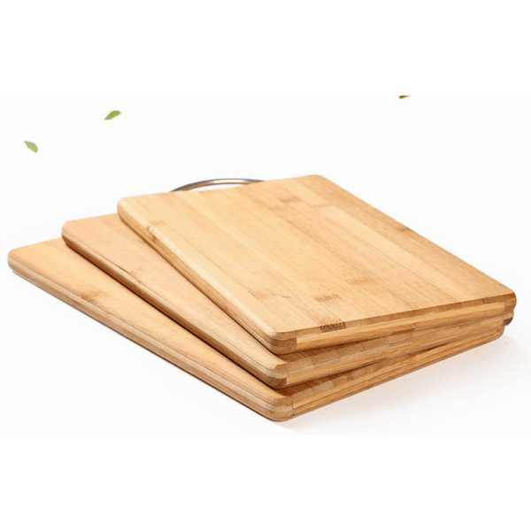 Planche à Découper en Bois Bambou
