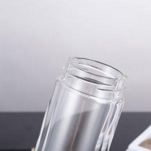 Thermos en verre
