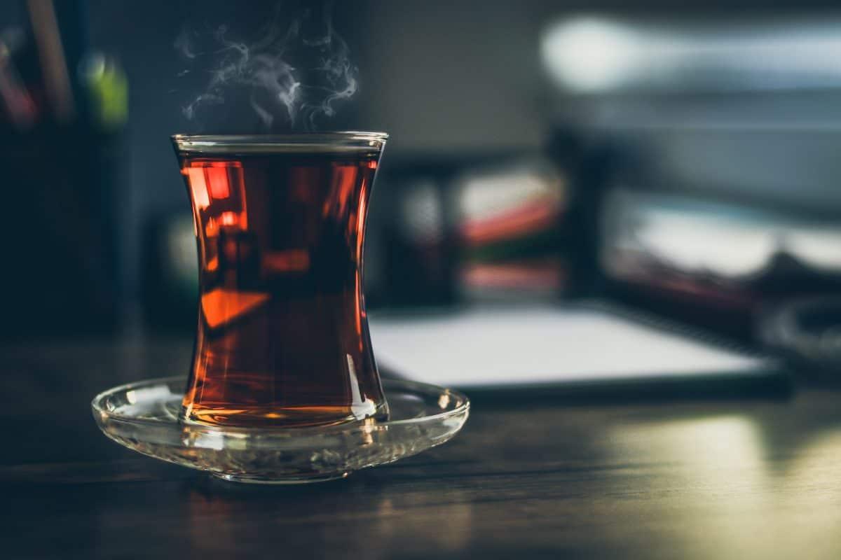 bienfaits du thé sur le corps