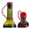 Bouchon en plastique pour bouteille de vin Rouge