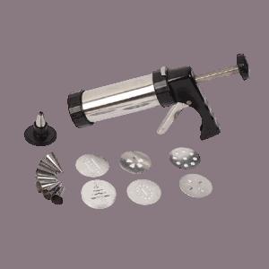 Pistolet pour la pâtisserie