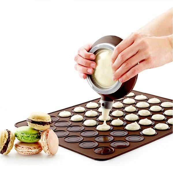 Moule pour faire des Macarons en Silicone