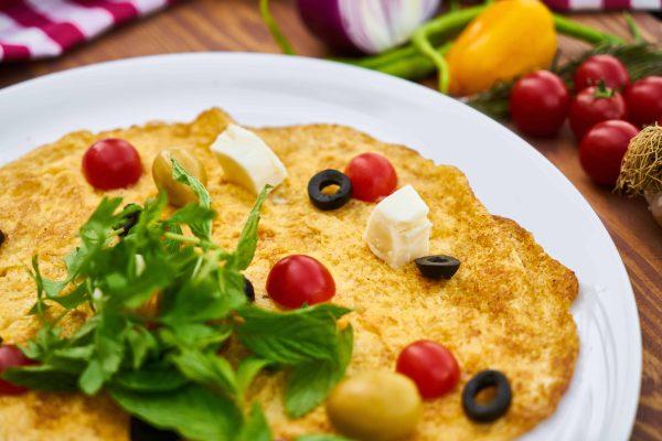 Recette d'omelette originale