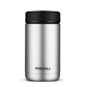 Thermos Thé Inox Oneisall Argent