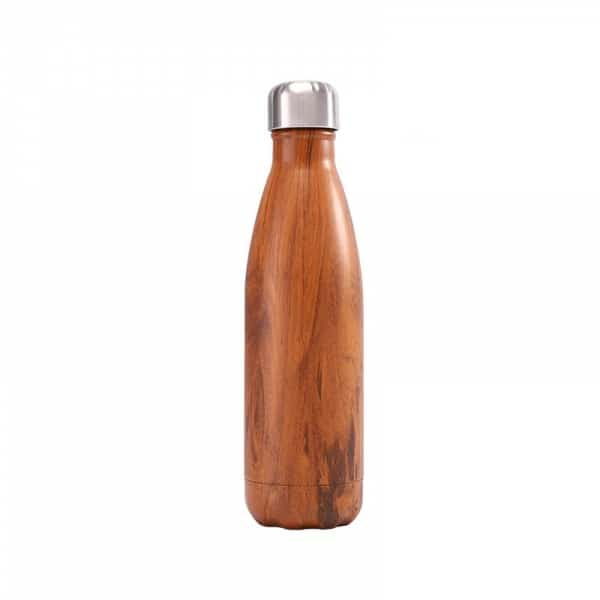 Thermos Thé Style bois massif