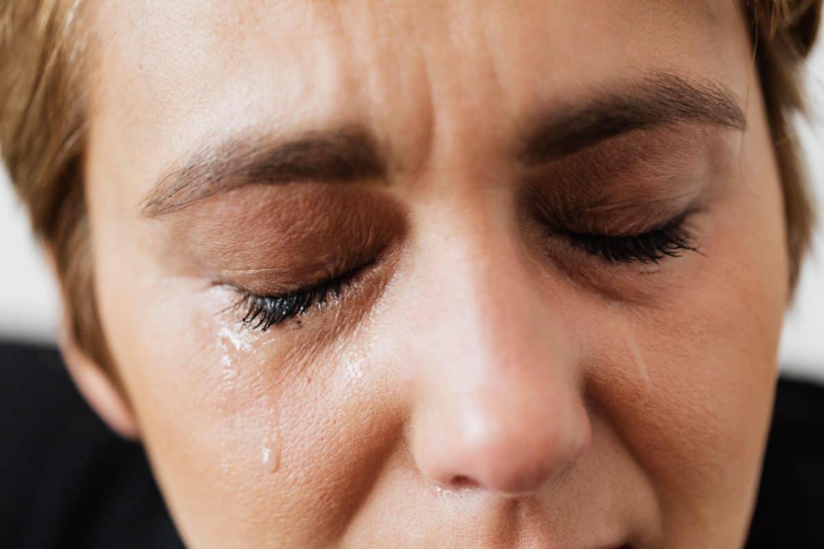 Pleurs oignon