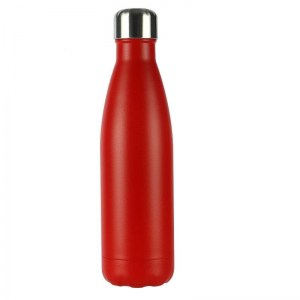 Thermos Thé Inox Rouge