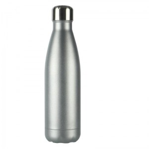 Thermos Thé Inox Style argent