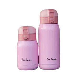 Thermos Thé Inox In love Rose