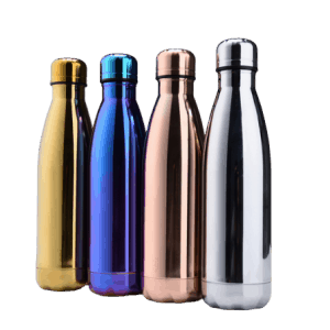 Thermos Thé Inox Couleur Chrome