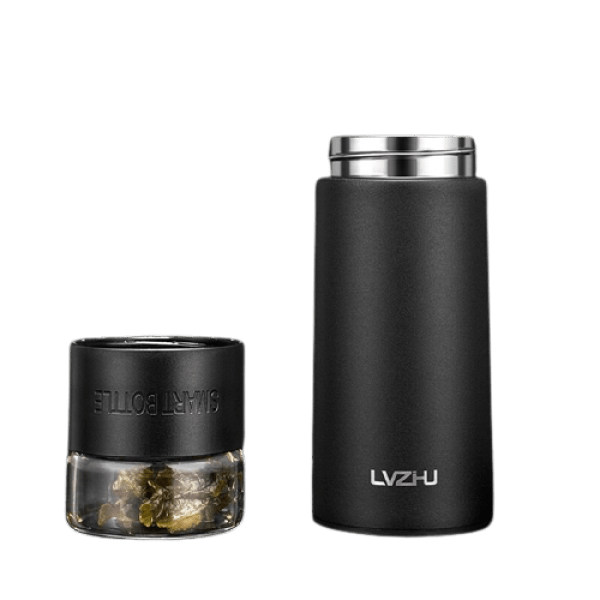 Thermos Thé Inox Infuseur