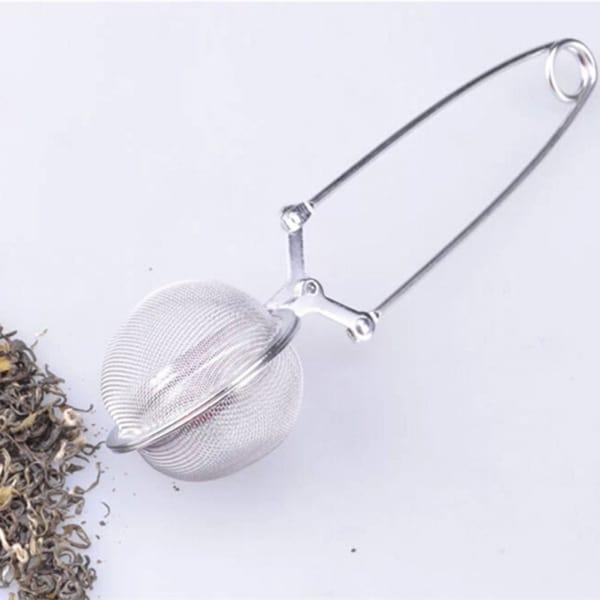 Boule à thé inox