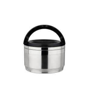 Lunch Box Waterproof Isotherme Inox 1 étage avec Sac